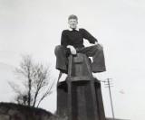 1966, 26TH JUNE - DAVID BARDSLEY, EXMOUTH, 41 MESS, 351 CLASS, JNR. EM. NO OTHER DETAILS. D
