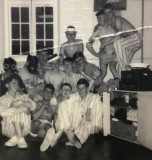 1966-67 - JOHN TURNBULL, EXMOUTH, 41 MESS, 258 CLASS, POPPLEWELL, WILLIAMS, ROLAND, CRIGHTON, CARON, ANDERSON AND LANE