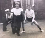 1966-67 - JOHN TURNBULL, EXMOUTH, 41 MESS, 258 CLASS. WITH SOME MATES, 4.jpg