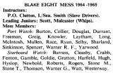 1964 - SEPTEMBER - BLAKE 8 MESS CLASS LISTS.jpg