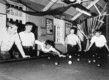 UNDATED - BOYS PLAYING SNOOKER IN THE RECREATION ROOM.JPG