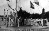 1911 - A SIGNALMEN'S-BUNTINGS CLASS IN PROGRESS.jpg