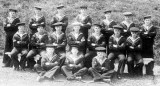 1915 - BOY SIGNALMAN'S CLASS PROBABLY ON PASSING OUT DAY.jpg