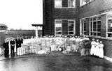1950s - SHOWING THE CMG STAFF AND ONE DAY'S SUPPLIES.jpg