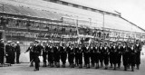1939 - GUARD MARCHING PAST OUTSIDE NELSON HALL.jpg