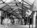 UNDATED - THE LONG COVERED WAY BEFORE WW II.JPG
