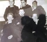 1962 - MICHAEL RATTLER MORGAN, 43-44 RECRS., SMOKING.jpg