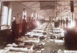 1950, 6TH JUNE - CARL LEMKES, BENBOW, 79 CLASS, FINAL KIT INSPECTION, NOTE HAMMOCKS ETC..jpg