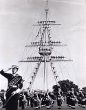 UNDATED - THE BAND AND THE MAST BEING MANNED.jpg