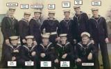 1971, 8TH JUNE - ALAN BIBBY  25 RECR., 151 CLASS, NAMES ON PHOTO.jpg