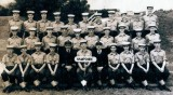 1971, 8TH JUNE - ALAN BIBBY, 25 RECR., ANNEXE, HAMPSHIRE MESS, I AM 5th FROM RIGHT MIDDLE ROW.jpg