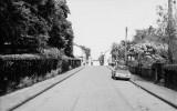 UNDATED - DICKIE DOYLE, CALEDONIA ROAD LEADING TO THE MAIN GATE, POST WW II.jpg