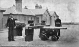 1905-07 - OLD CAPSTAN AND WARRANT OFFICER'S QUARTERS, SHOTLEY BARRACKS
