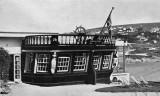 UNDATED - HMS GANGES STERN AT BURGH ISLAND HOTEL, DEVON.2.jpg