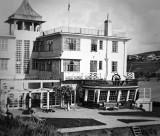 UNDATED - HMS GANGES STERN AT BURGH ISLAND HOTEL, DEVON.jpg