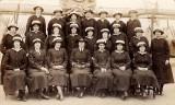 1914-18 - WRNS AT SHOTLEY DURING WW I.