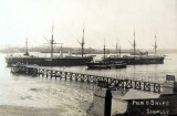 UNDATED - PIER AND SHIPS - SHOTLEY.jpg