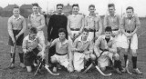 1955, MARCH-56 - FREDERICK RODGERS, DRAKE, 40 MESS, HOCKEY TEAM, INCLUDES CLARK, VINTEN, FLOOD, MUNDY.jpg