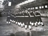 1956, APRIL - FREDERICK RODGERS, DRAKE, 40 MESS, 16 CLASS, PASSING OUT GUARD, IN NELSON HALL.JPG