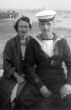 1962, 1st FEBRUARY -COLIN GOFF - 47 RECR. HAWKE DIV. WITH MUM ON PARENTS DAY.jpg