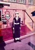 1974, 23RD JULY - MIKE CRESSER, LEANDER, 18 THEN 22 MESS, 412 CLASS, PASSING OUT GUARD.jpg
