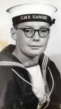 1966, 8TH AUGUST - KEN GEARY, 86 RECR., INSTR. CPO WARRINER, DO LT. PINHEY.jpg