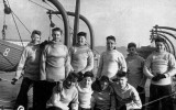 1952 - DOUGLAS CARR - 2 WHALER CREW'S OR NEARLY A CUTTER'S CREW.jpg