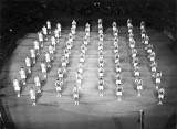 1952 - DOUGLAS CARR - ALBERT HALL FESTIVAL OF REMEMBERANCE - INDIAN CLUB DISPLAY