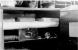 1952 - DOUGLAS CARR - LOCKER READY FOR INSPECTION