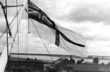 1952 - DOUGLAS CARR - MAST - ENSIGN TOWARDS THE RIVER ORWELL