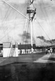 1952 - DOUGLAS CARR - MAST - FOOT OF THE MAST