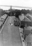 1952 - DOUGLAS CARR - MAST - LIBERTMEN ON THE QUARTER DECK