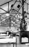 1952 - DOUGLAS CARR - MESS DECORATED FOR CHRISTMAS