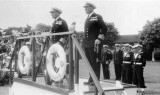 1952 - DOUGLAS CARR - QUEENS BIRTHDAY REVIEW - VICE ADMIRAL ANSTICE