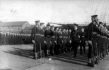 1933-34 - DIVISIONS, GUARD BEING INSPECTED BY AN ADMIRAL.jpg