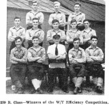 1948-49 - DICKIE DOYLE, HAWKE, 259 CLASS, WIINERS OF SENIOR W.T. EFFIENCY COMPETITION, PO TEL. CROWTHER.jpg