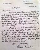 1956, 10TH JULY - KEITH HILLABY, LETTER FROM CAPTAIN FRANKS DATED SEPT. 2001, KEITH SADLY CTB ONE MONTH LATER.jpg