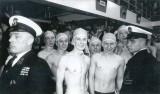 1958-59 - GAVIN H. SCRIMGEOUR, 15 RCR., DRAKE, 40 MESS, 12 CLASS, SWIMMING GALA, BREAST STROKE RELAY TEAM.