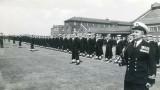 1959, JUNE - GAVIN H. SCRIMGEOUR, 15 RCR., DRAKE, 40 MESS, 12 CLASS, Q.B.R., 2ND D.O. Lt. J. PARNELL. ,