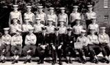 1965-96 - KEITH KIRK, 77 RECR., GRENVILLE, 741 CLASS, JNAM2 TO LT. CDR. LTs. KEOGHAN, BUDGEN, POAF SHIP.