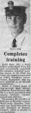 1965-96 - KEITH KIRK, 77 RECR., GRENVILLE, 741 CLASS, JNAM2 TO LT. CDR. NEWSPAPER CUTTING, I.jpg
