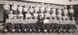 1961- LESLLIE SMITH, ANNEXE, BULWARK MESS. I'M 6 FROM RIGHT FRONT ROW