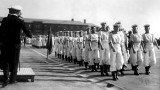 1934, 7TH MARCH - ALEXANDER ROBERTSON, COLLINGWOOD 213-214 CLASSES SUNDAY DIVISIONS MARCH PAST
