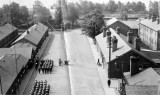 1934, 7TH MARCH - ALEXANDER ROBERTSON, COLLINGWOOD 213-214 CLASSES, MARCH PAST ON Q.D..jpg