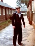 1972 - CHARLIE DORAN, OUTSIDE FROBISHER, 17 MESS.jpg