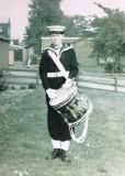 1970 - ALAN WOOD, 19 RECR., RODNEY, 41 MESS, DRUM AND BUGLE BAND, MYSELF.jpg