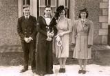 1937 - PHILIP ANTHONY (TONY) FOSTER  25 FFEB. 1943  WEDDING DAY.jpg