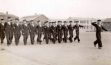 1937 - PHILIP ANTHONY (TONY) FOSTER 3RD FROM LEFT. MARCH PAST.jpg