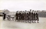 1937 - PHILIP ANTHONY (TONY) FOSTER FIELDGUN CREW MARCHING PAST.jpg