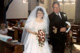 1947 - ALAN WILLIAM FOSTER. LT. CDR. SEA CADETS AT HIS DAUGHTERS WEDDING IN 1989.jpg